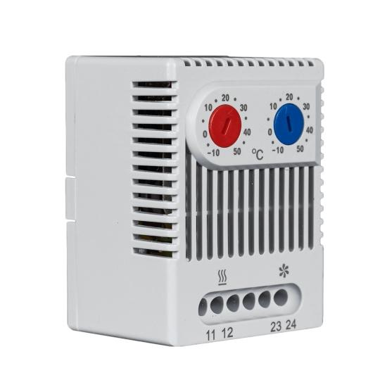 Сдвоенный термостат ZR-011-Фото-0