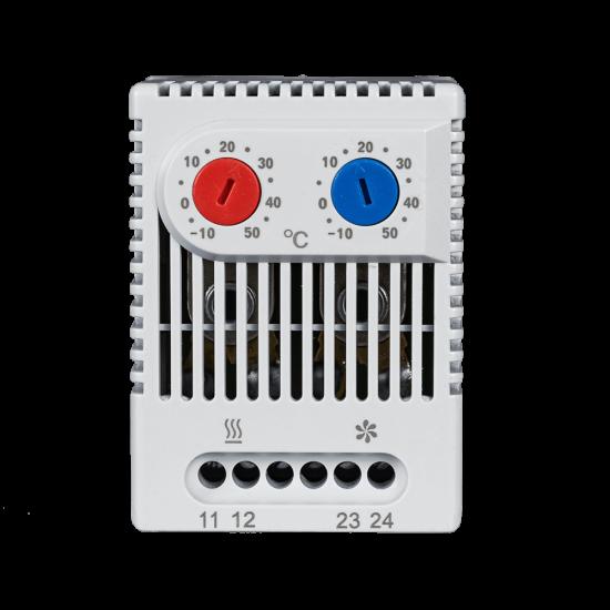 Сдвоенный термостат ZR-011-Фото-1